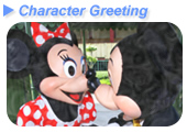 Character Greeting