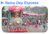 Mickey's Rainy Day Express